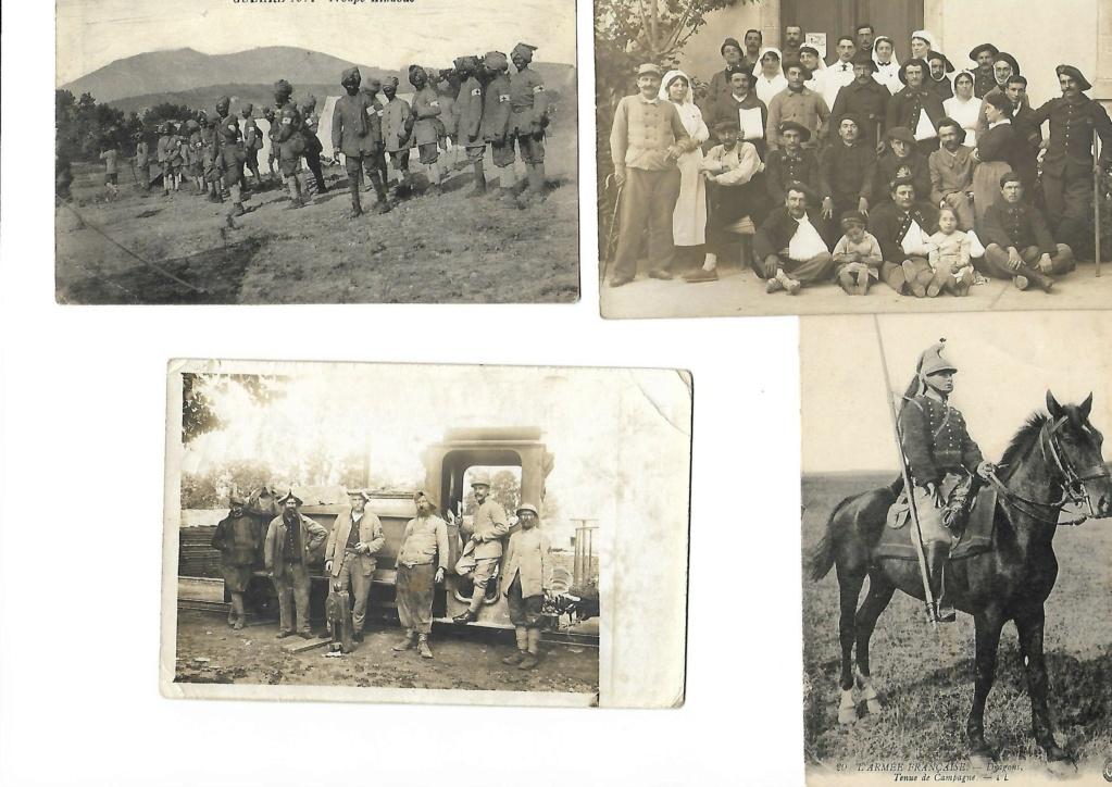 photos et cartes postales 1909/1918 N10