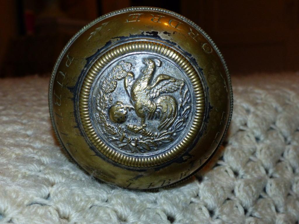 canne de tambour-major  époque Louis-Philippe P1110113