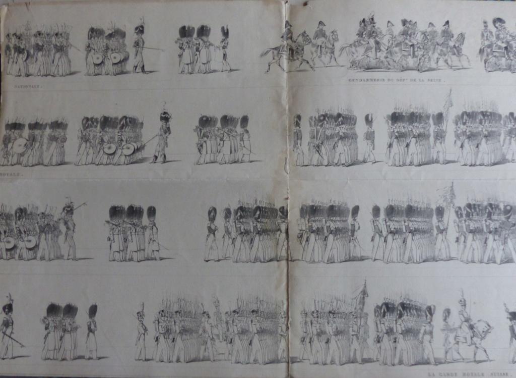 Diverses gravures et illustrations. P1110259