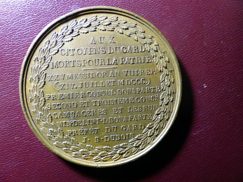 Aux citoyens du Gard morts pour la patrie. P1110311