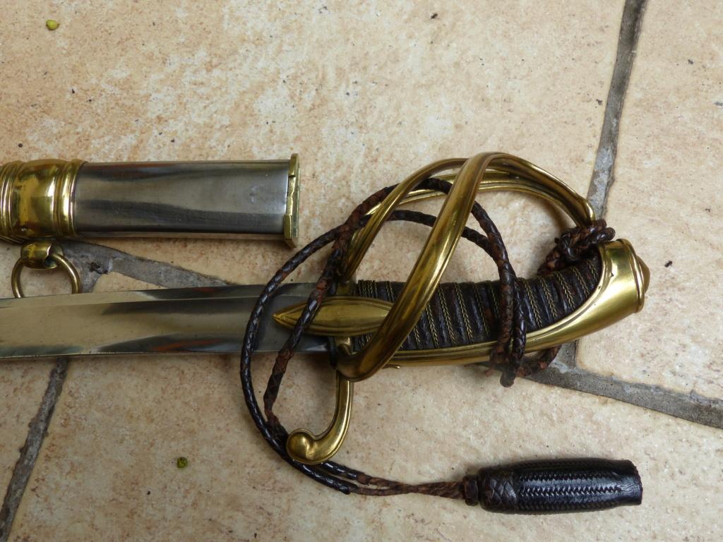 Sabres d'officier An XI non datés P1120296