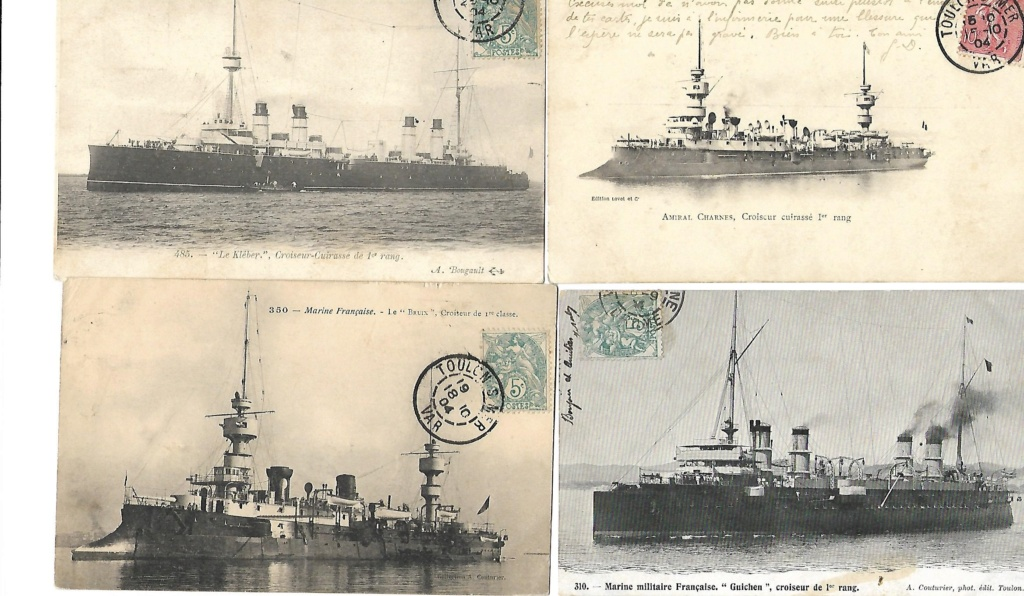 Photos et cartes postales marine 1910/1955 Ph5m10