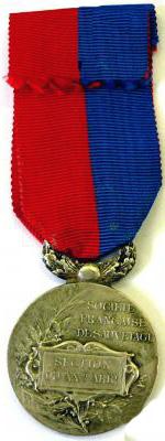 Médaille Palmes et étoiles ? Sauvet14