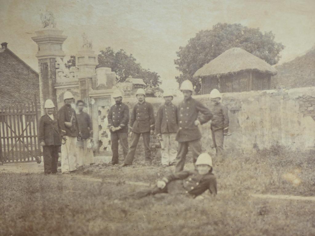 """Colonies et troupes """"coloniales"""" Troupe14"""
