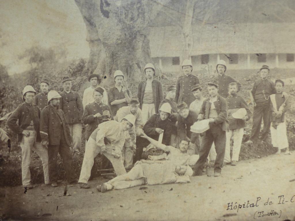 """Colonies et troupes """"coloniales"""" Troupe16"""
