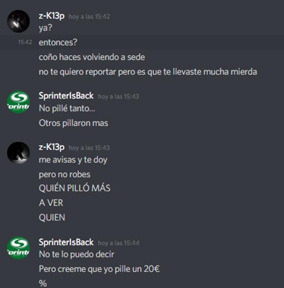 EX-MIEMBRO DE BANDA ROBA A LA SEDE 2020-016