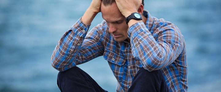男性壓力大不喜吐露心事 增壓力負荷,該怎麼辦? U1084511