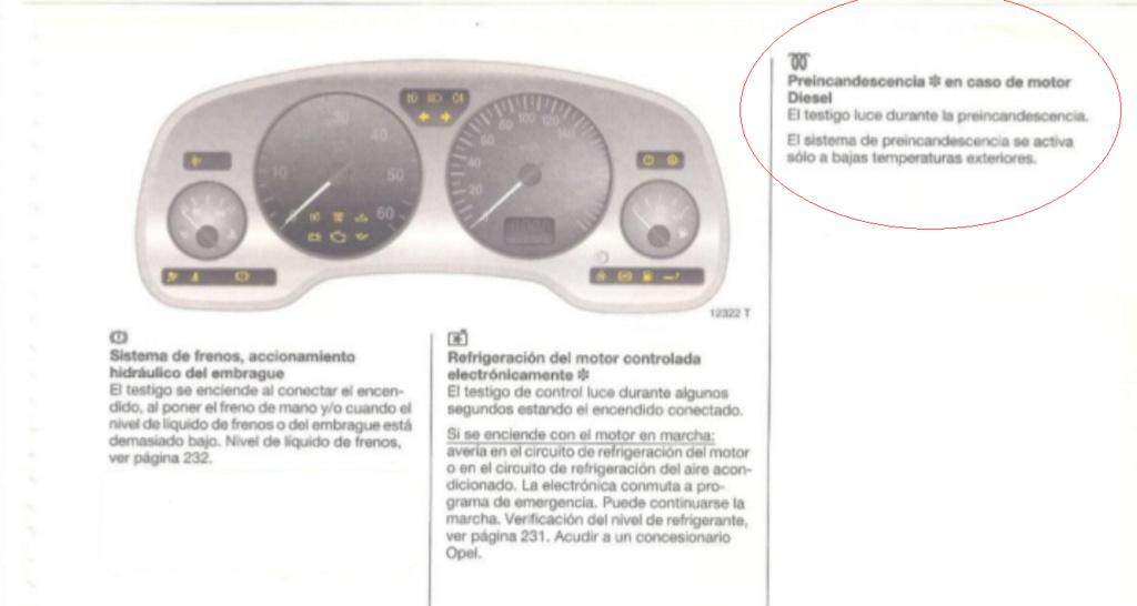 Astra G 2.0 DTI, Se enciende la luz de avería motor al finalizar en viaje. Preinc10