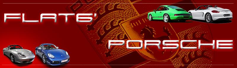 FLAT6'PORSCHE