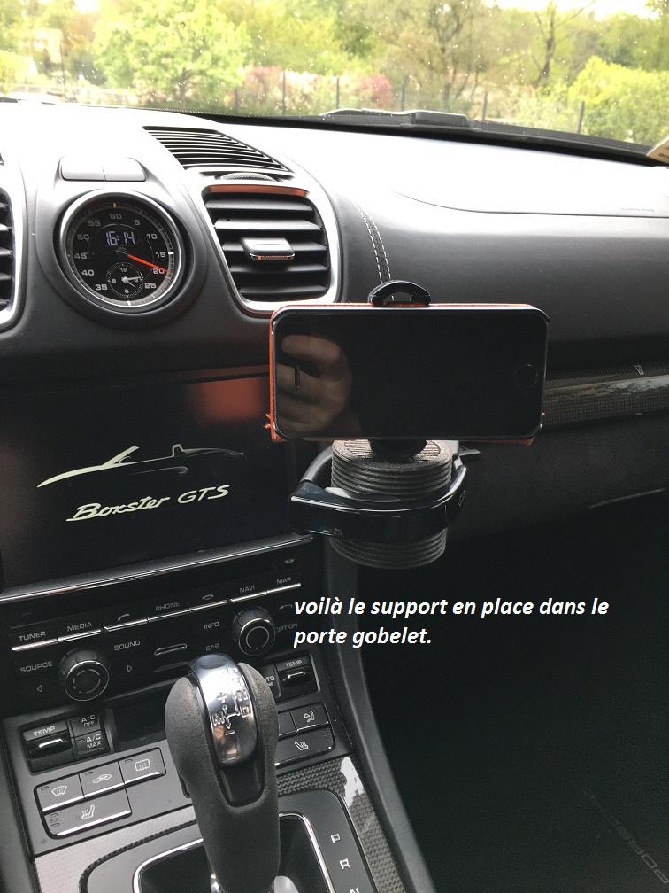 """support téléphone """"maison"""" Suppor13"""