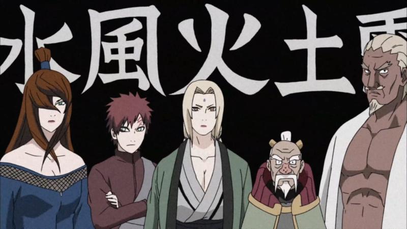 Como Vocês Fariam O Final De Naruto? Atuais10