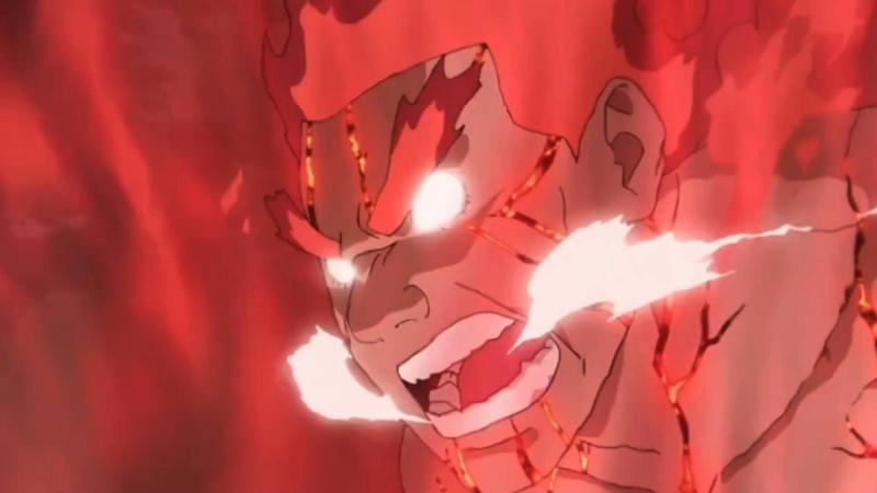 Como Vocês Fariam O Final De Naruto? Maito-10