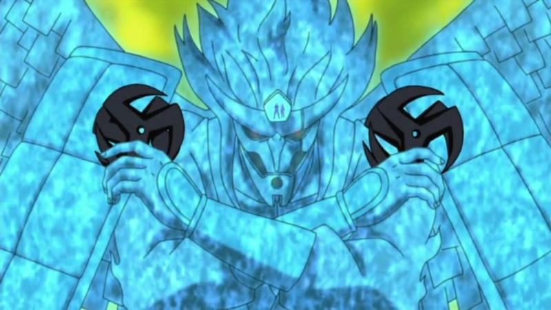 Como Vocês Fariam O Final De Naruto? Susano10