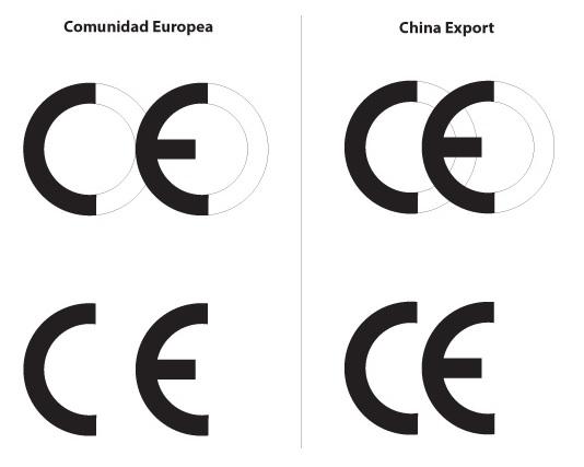 El logo CE Cechin10