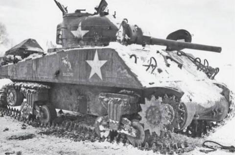 My HL Sherman of the 69th Batt, 6th Armored 75066210