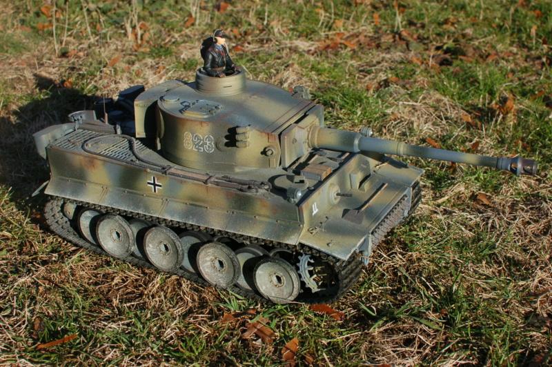 My HL Tiger 1 of 8 Kompanie, Pz Div Das Reich J4w7al10