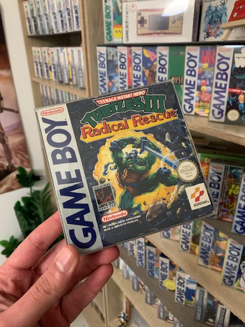Hello - Collectionneur GameBoy Turtle10