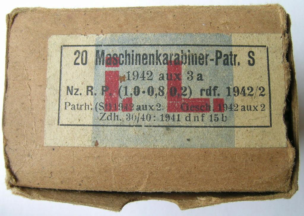 7,92 x 33 Kurz Patrone - Pistolen Patrone 43 m.E - Page 2 1942_a13