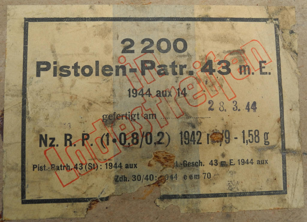 7,92 x 33 Kurz Patrone - Pistolen Patrone 43 m.E - Page 2 1944_a11