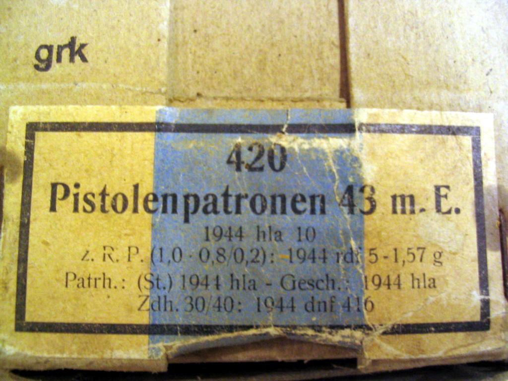 7,92 x 33 Kurz Patrone - Pistolen Patrone 43 m.E - Page 2 1944_h15