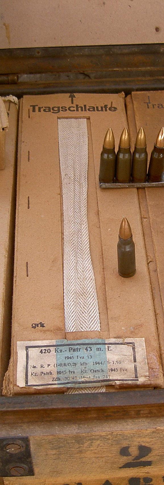 7,92 x 33 Kurz Patrone - Pistolen Patrone 43 m.E - Page 2 1945_f10