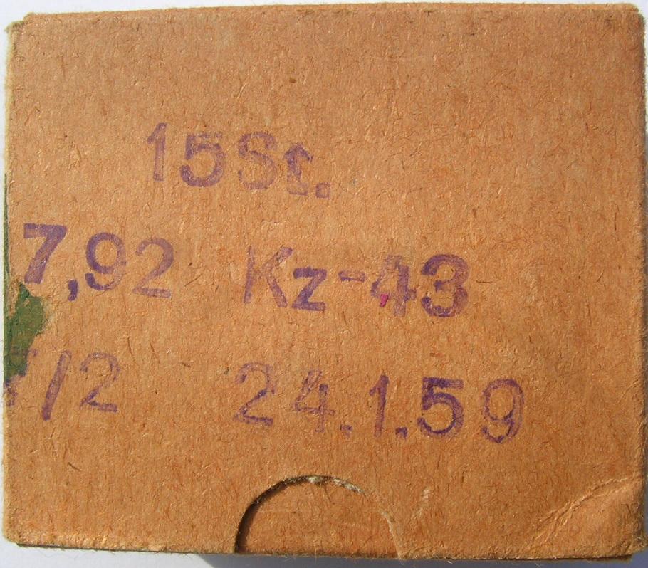 7,92 x 33 Kurz Patrone - Pistolen Patrone 43 m.E - Page 2 24_1_510