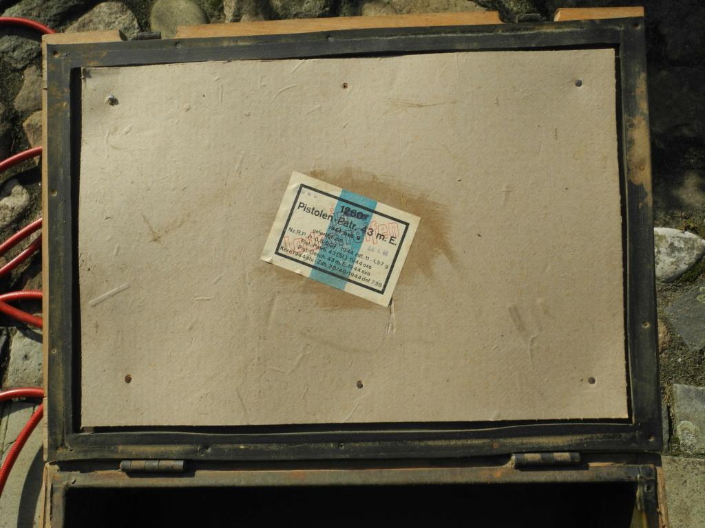 7,92 x 33 Kurz Patrone - Pistolen Patrone 43 m.E - Page 2 Dscn5610