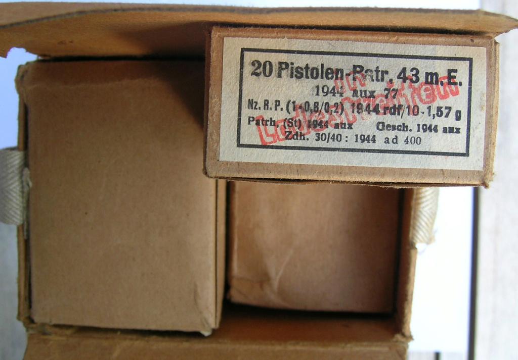7,92 x 33 Kurz Patrone - Pistolen Patrone 43 m.E - Page 2 Dscn9610