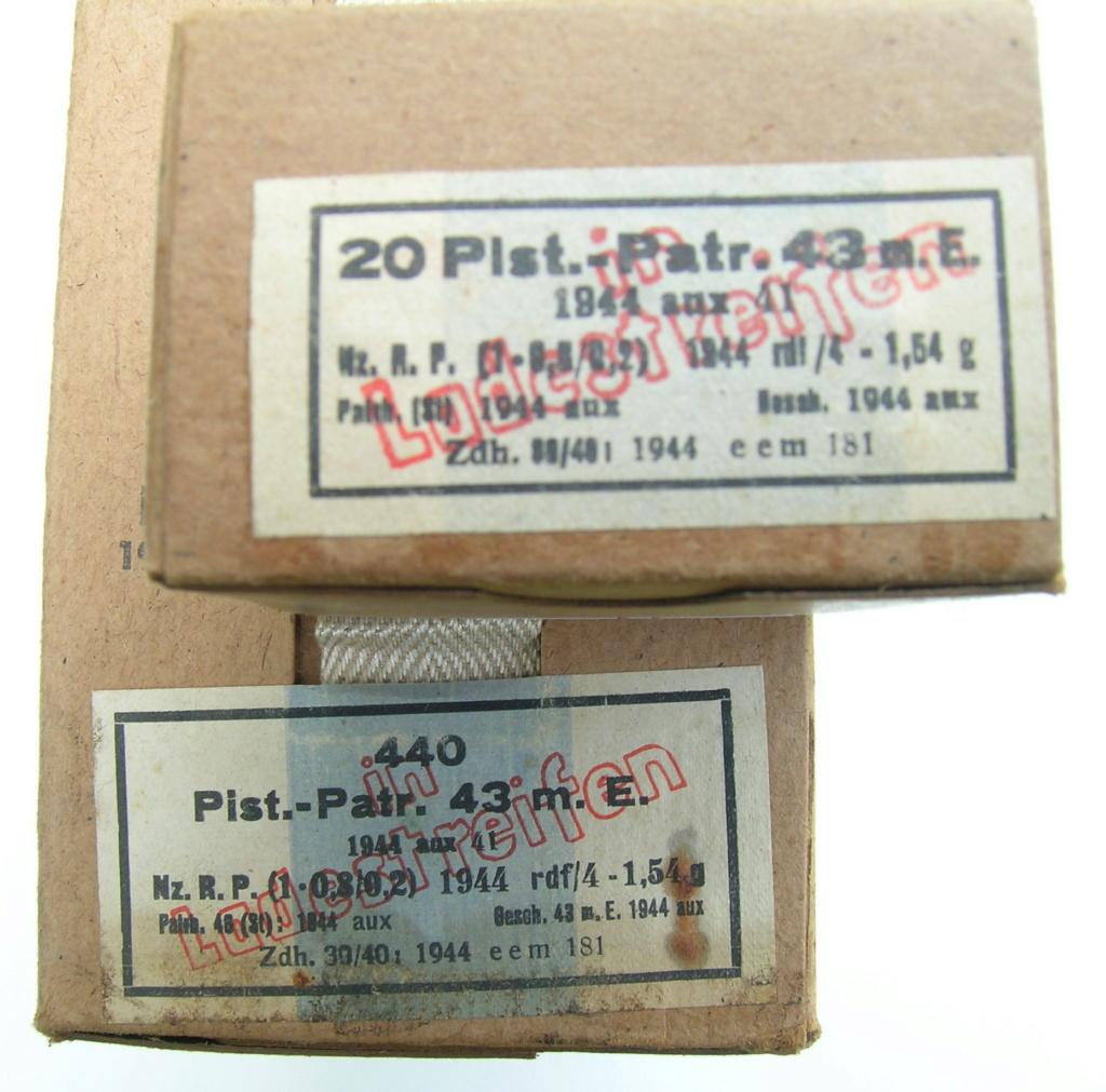 7,92 x 33 Kurz Patrone - Pistolen Patrone 43 m.E - Page 2 Packhz11