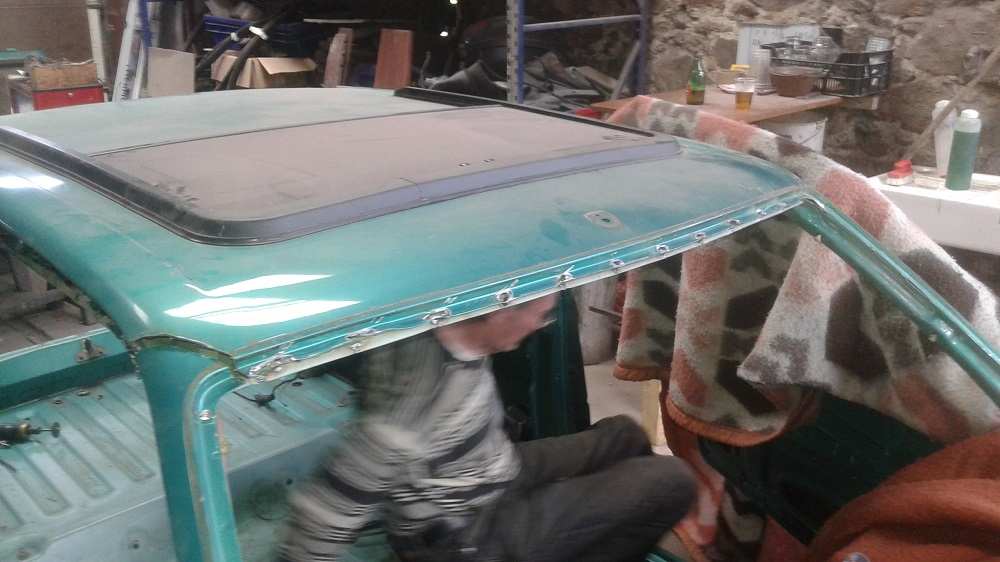 [35] 205 GTI Griffe - 130cv - AM 91 - Vert Fluorite 20140812