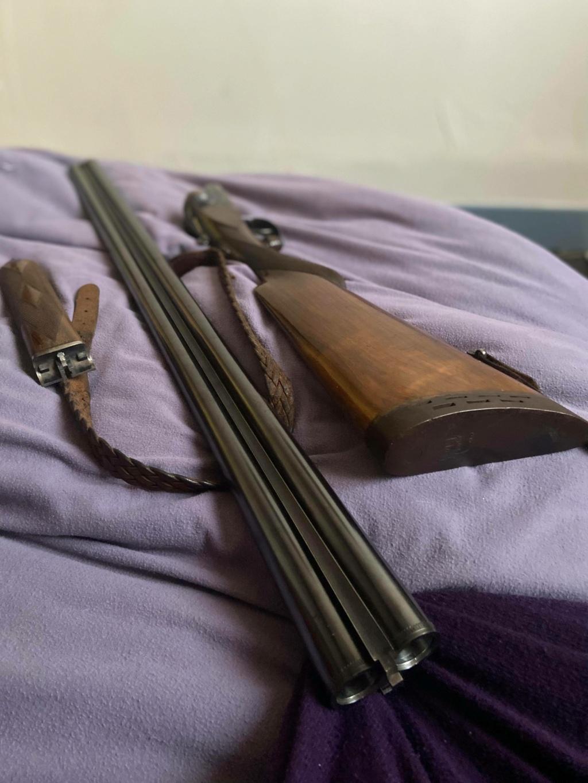 Fusil Jean Breuil 16523510