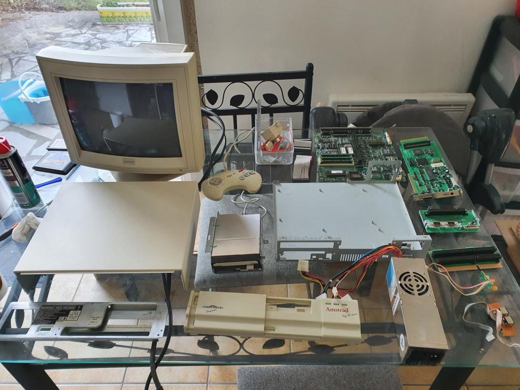 présentation de mon Méga PC  20210317