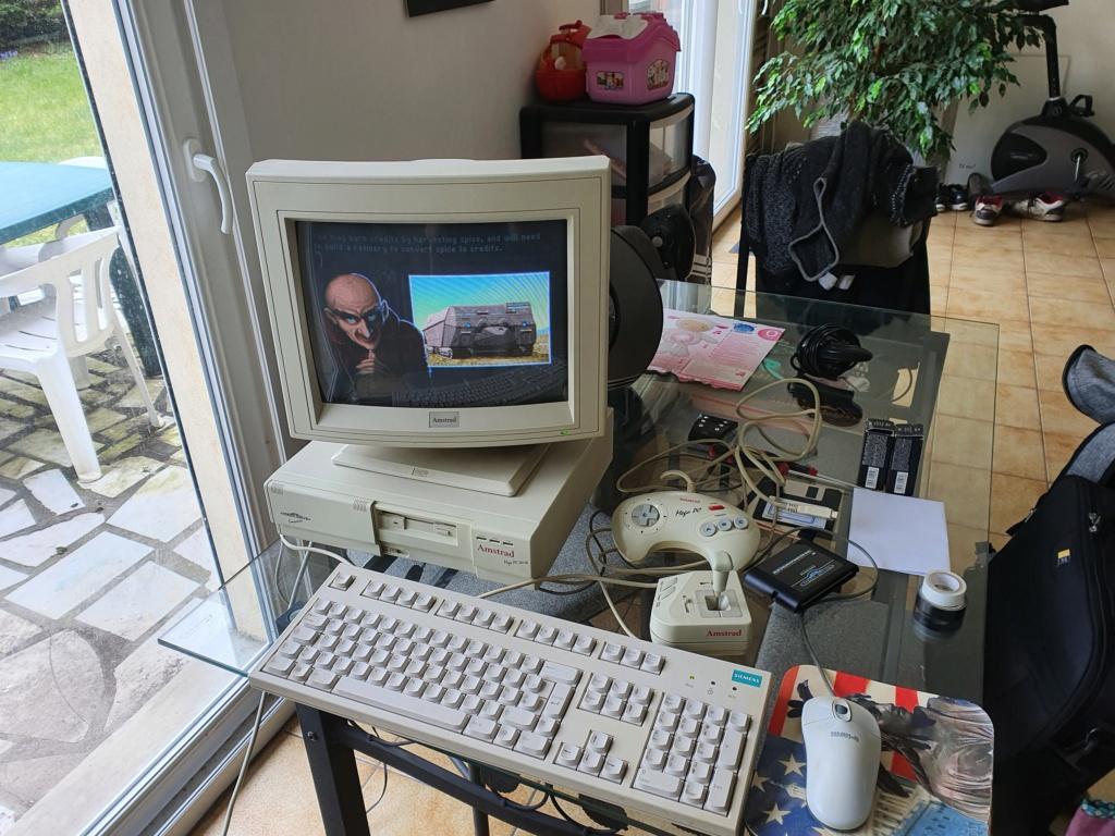 présentation de mon Méga PC  20210415