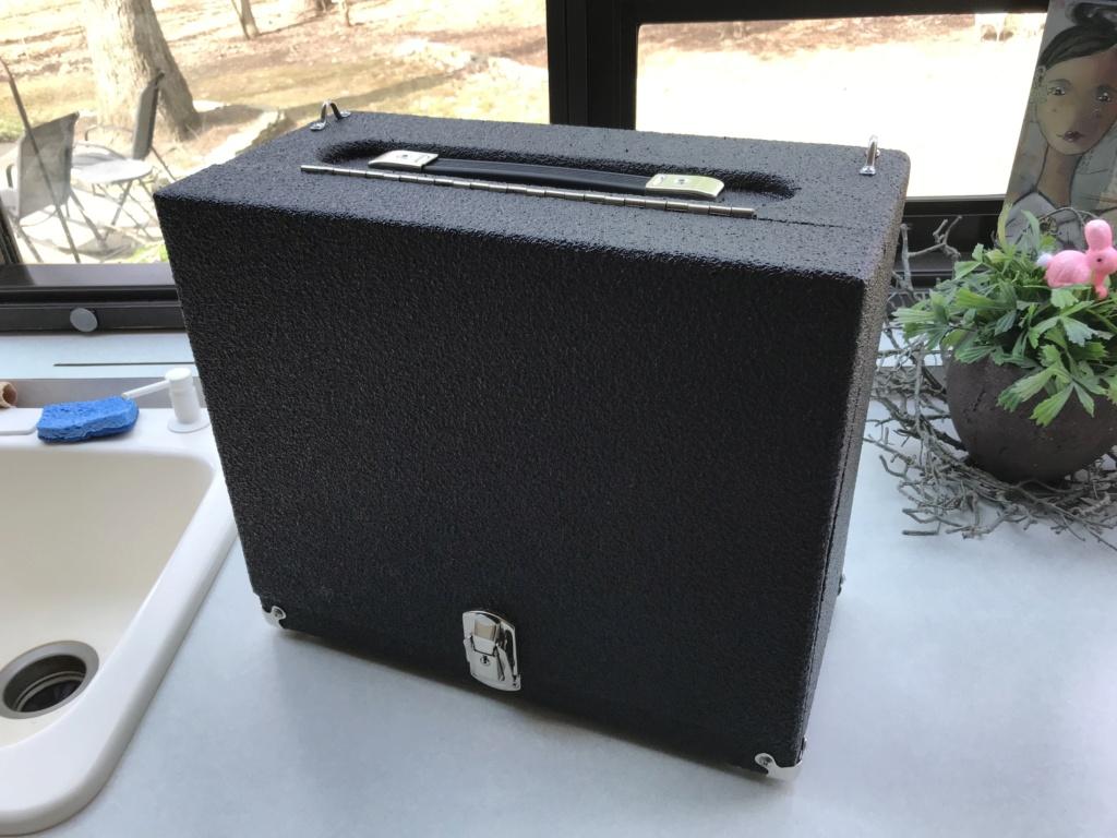 [sold pending payment] Pistol Range Box (New) Img_9423