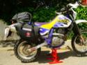 Sacoches Moose Racing ADV1 Dry, alternative aux enduristan ? Dsc05411