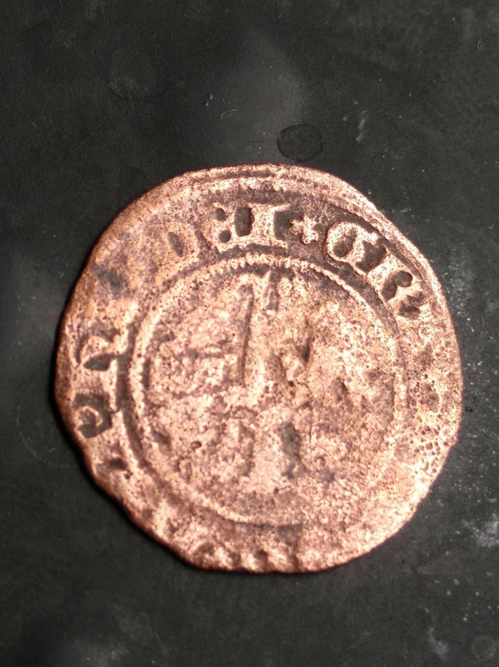 Double Mite de Philippe le Beau. Gand vers 1490 Receiv12