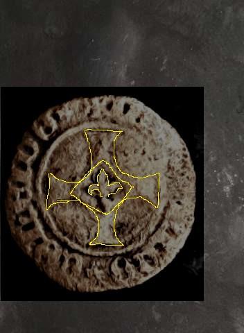 Double Mite de Philippe le Beau. Gand vers 1490 Retouc10