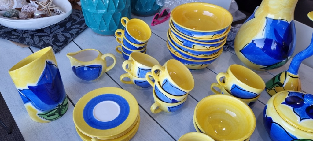 HUGE Petra ceramics collection needing a forever home 20210612