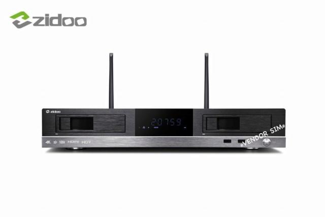 Zidoo X20 Pro 4K UHD HIFI Media Player 117