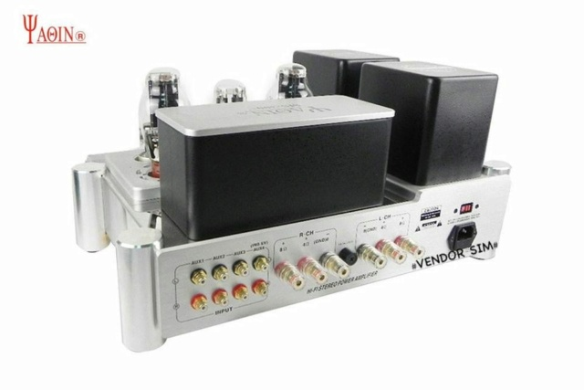 Yaqin MS-300C 300B Class A Single-End Integrated Amplifier 20204610