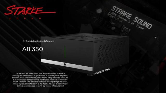 Starke Sound A8.350 8-Channel Power Amplifier 20317410