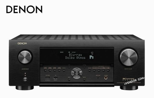 Denon AVR-X4700H 9.2 Ch. 8K AV Receiver 20344110