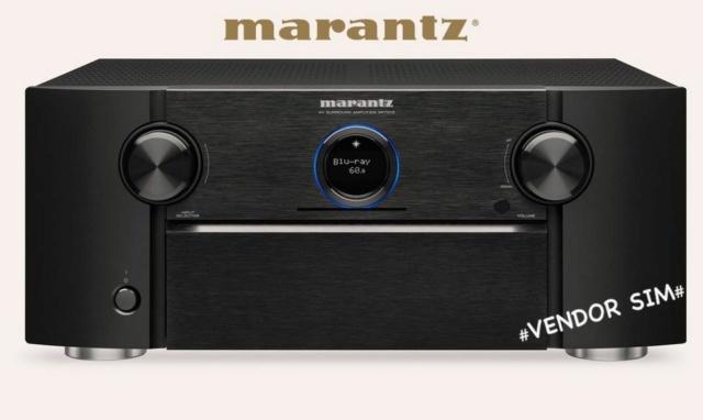 Marantz SR7015 9.2-Channel 4K Ultra HD AV Receiver 20391110
