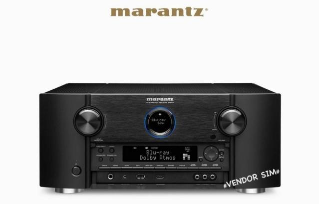 Marantz SR8015 11.2 Channel 8K AV Receiver 214