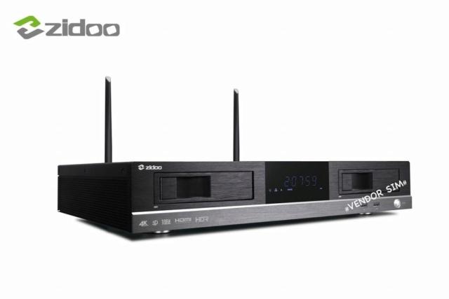 Zidoo X20 Pro 4K UHD HIFI Media Player 217
