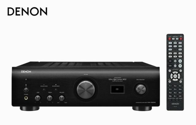 Denon PMA-1600NE Integrated Amplifier 218