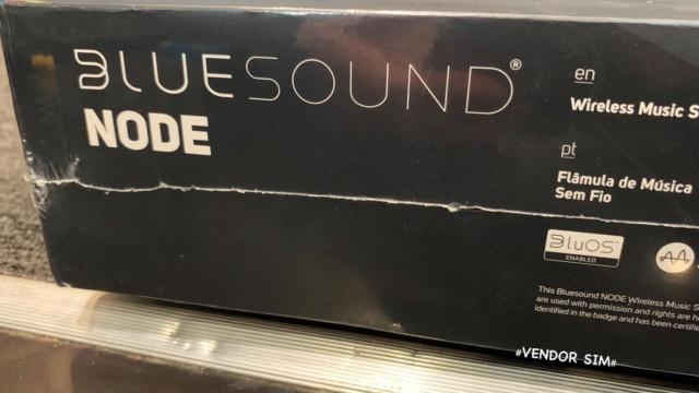 Bluesound NODE 2021 Wireless Hi-Res Streamer Player (Sold) 23466510