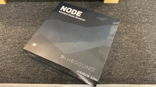 Bluesound NODE 2021 Wireless Hi-Res Streamer Player (Sold) 23749810