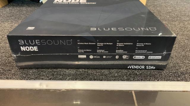 Bluesound NODE 2021 Wireless Hi-Res Streamer Player (Sold) 23984810
