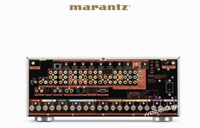 Marantz SR8015 11.2 Channel 8K AV Receiver 314